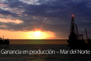 Production Gains in the North Sea